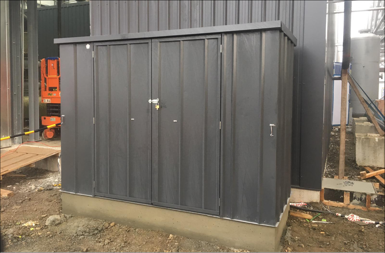 Industrial Sheds - Chemical Storage