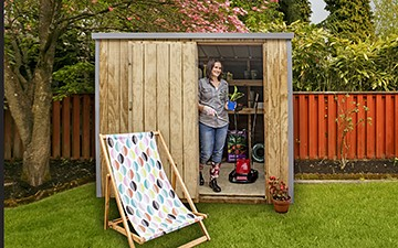 Marvelous Garden Sheds