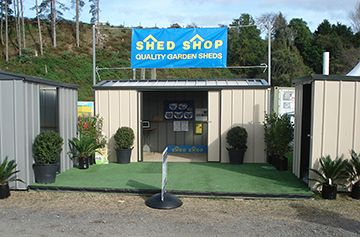 Shed Shop At Fieldays 2013